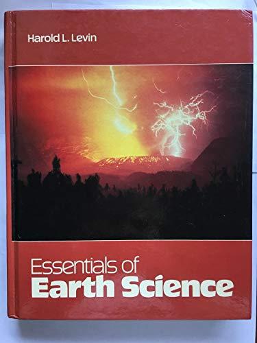 9780030624117: Essentials of Earth Science (Saunders golden sunburst series)