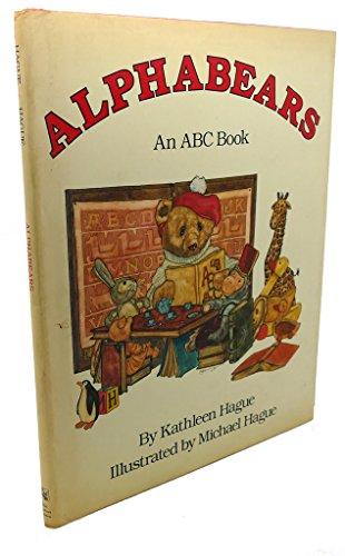 9780030625435: Alphabears: An ABC book