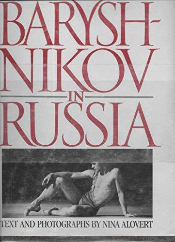 9780030625893: Baryshnikov in Russia