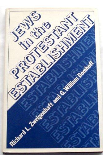 9780030626067: Jews in the Protestant establishment