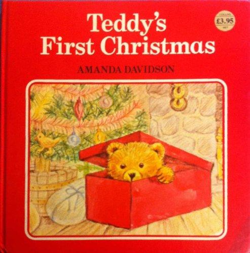 9780030626166: Teddy's First Christmas