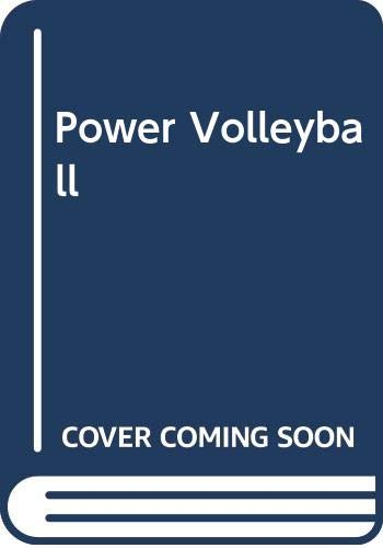 9780030628375: Power Volleyball (Saunders physical activities series)
