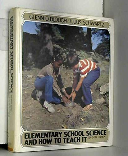 9780030628665: Elementary School Science and How to Teach it