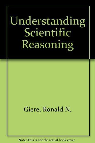 9780030630682: Understanding Scientific Reasoning