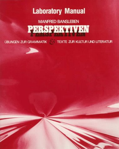 9780030632419: Perspektiven: Ubungen Zur Grammatik & Texte Zur Kultur Und Literatur