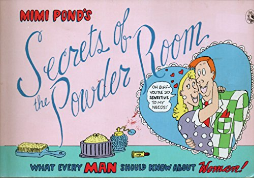 9780030632532: Mimi Pond's Secrets of the powder room
