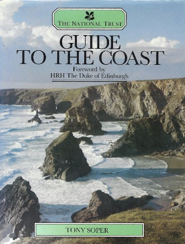 9780030632716: The national Trust Guide to the the coast