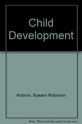 9780030633027: Child Development