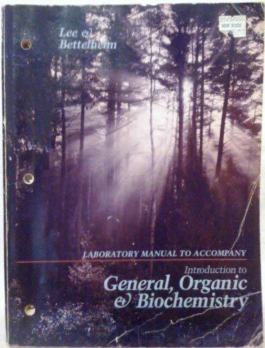 9780030633072: Lee Lm Intro Gen Org & BC