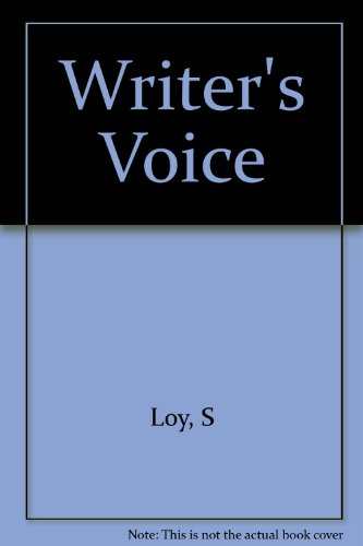 9780030633614: The Writer's Voice