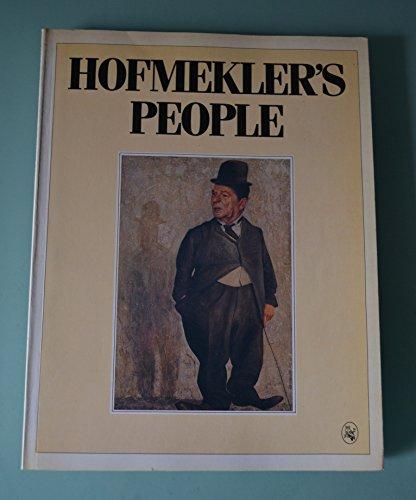 9780030633713: Hofmekler's People