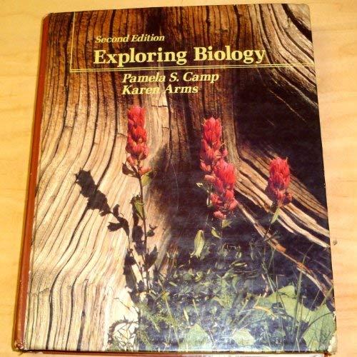 9780030633720: Exploring Biology