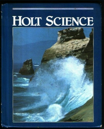 9780030634765: Holt Science