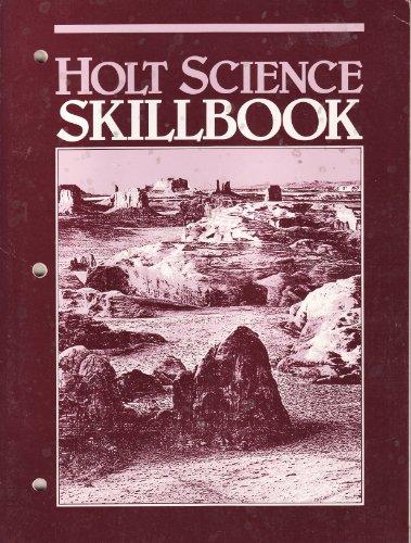 9780030634970: Holt Science Skillbook Grade 6