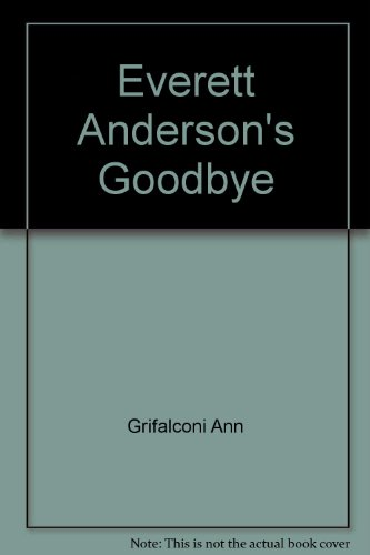 9780030635182: Everett Anderson's Goodbye