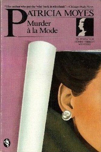 9780030635441: Murder a la mode (An Inspector Henry Tibbett mystery)