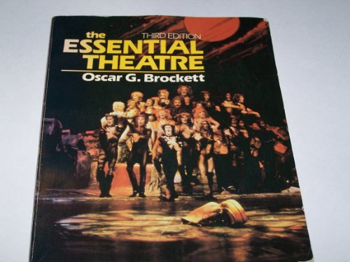 9780030635533: The Essential Theatre