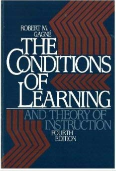 9780030636882: The Conditions of Learning and Theory of Instruction