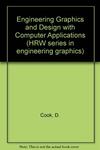 9780030636929: Engineering Graphics and Design With Computer Applications (HRW series in engineering graphics)