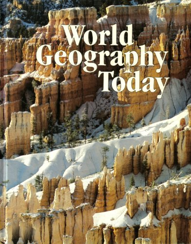 9780030637223: World Geography Today