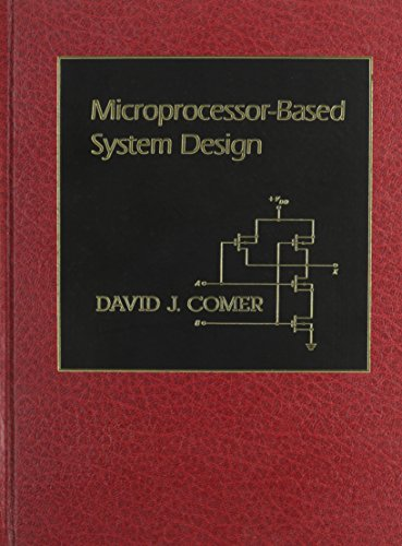 9780030637810: Microprocessor-Based System Design (HRW series in electrical and computer engineering)