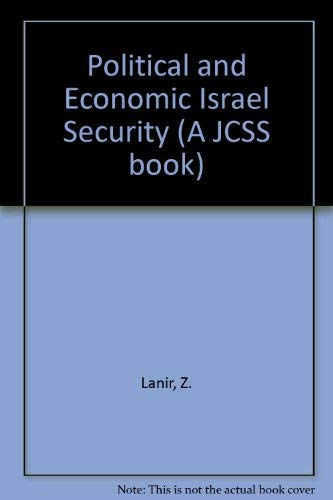 9780030638022: Political and Economic Israel Security