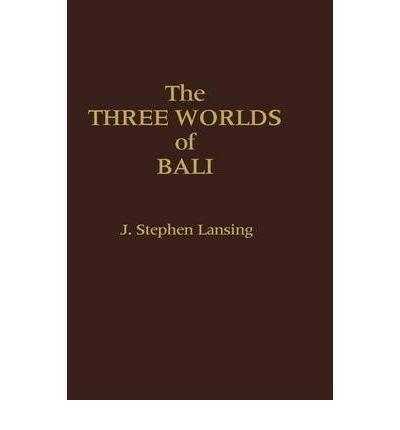 9780030638169: Three Worlds of Bali