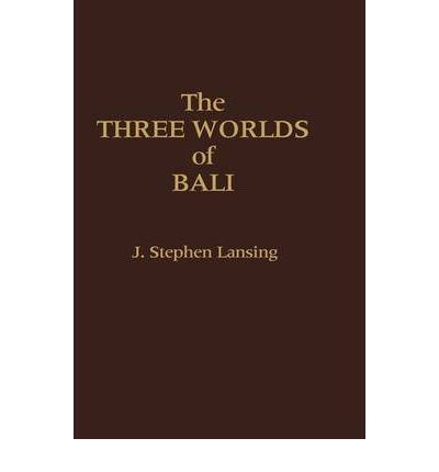9780030638169: Three Worlds of Bali