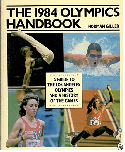 9780030638183: The 1984 Olympics handbook