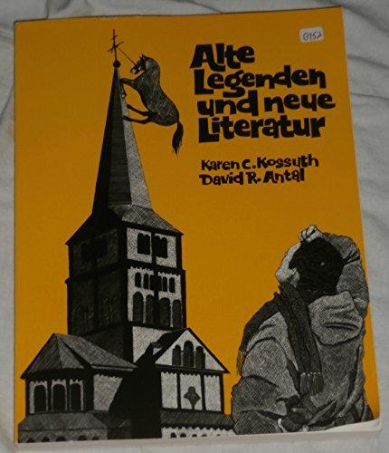 9780030638770: Alte Legenden und Neue Literatur