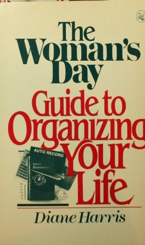 9780030639319: Woman's Day Guide to Organizing Your Life