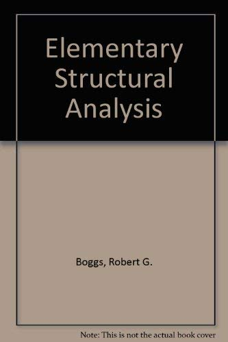 9780030639333: Elementary Structural Analysis