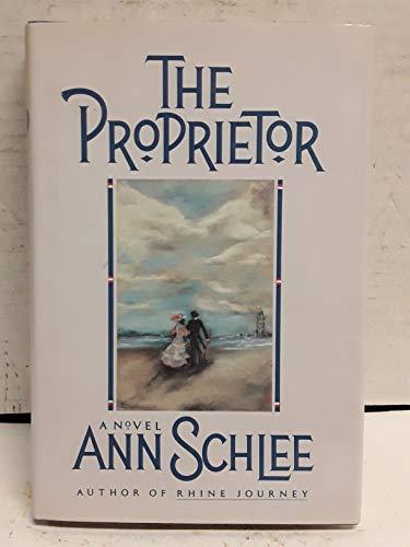9780030639487: The Proprietor