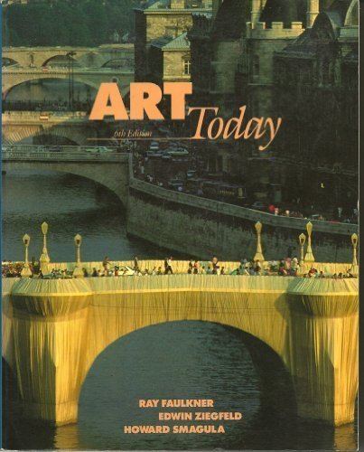 9780030640391: Art Today: An Introduction to the Visual Arts