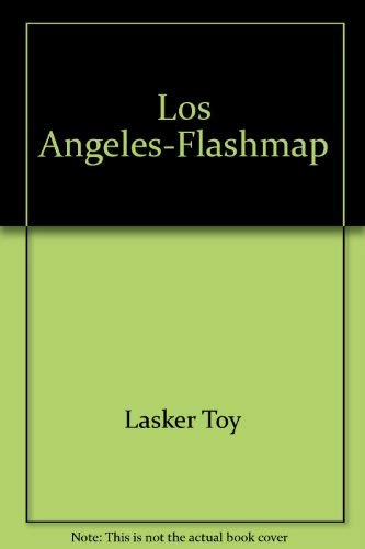 9780030640599: Los Angeles-Flashmap