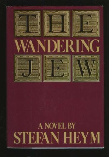 9780030641534: The Wandering Jew: A Novel