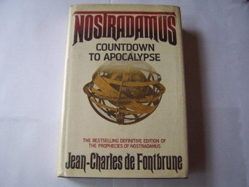 9780030641770: Nostradamus, countdown to Apocalypse