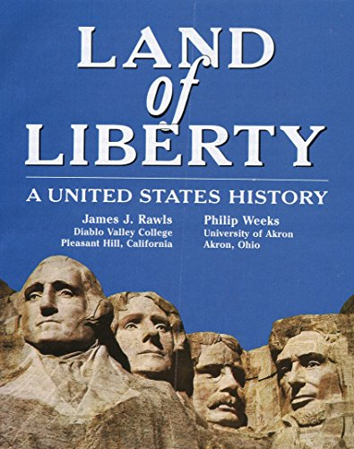 9780030642265: Land of Liberty: A United States History