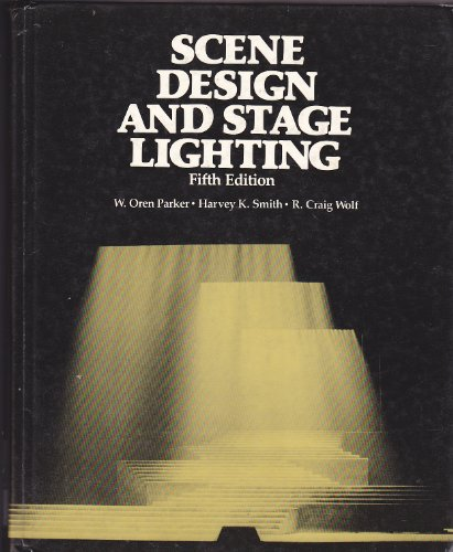 9780030642487: Scene Design and Stage Lighting