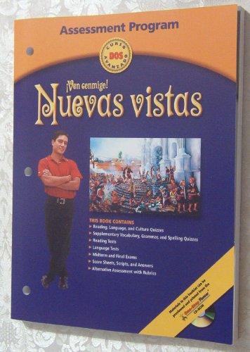 9780030643989: Assessment Program Nuevas Vistas Crs 2 2003 (Spanish Edition)