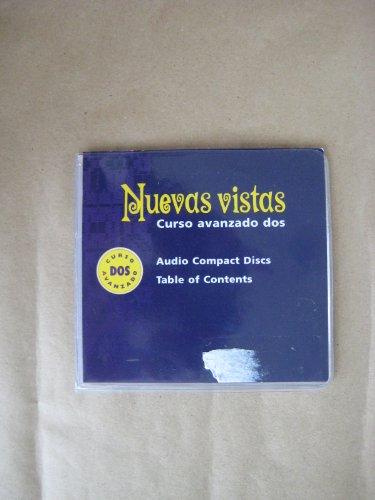 9780030644047: Ven Conmingo Nuevas Vistas Curso Avanzado Dos Audio Compact Discs