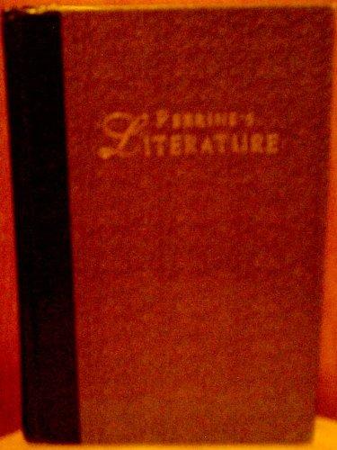 Perrine's Text, School Binding: Thomas R. Arp,