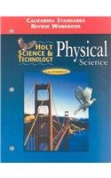 9780030644832: Holt Science & Technology Physical Science: California Grade 8: Standards Worksheets