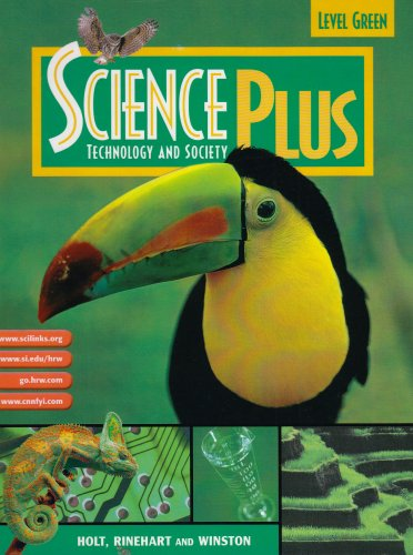 9780030645297: Holt Science Plus: Student Edition Grade 6 2002