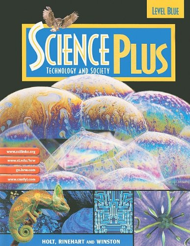 9780030645396: Holt Science Plus: Student Edition Grade 8 2002