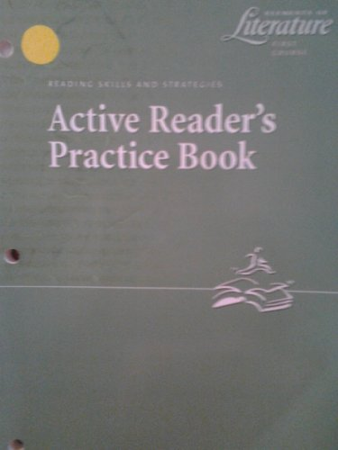 9780030645761: Holt Elements of Literature: Active Readers Practice Grade 7