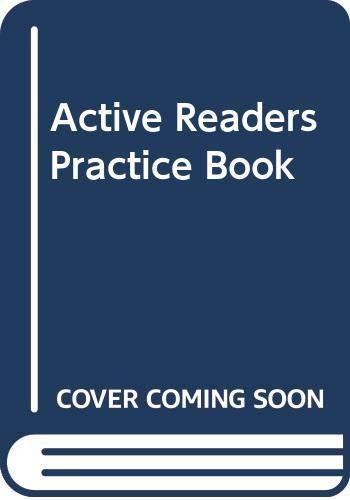 9780030645792: Active Readers Practice Book