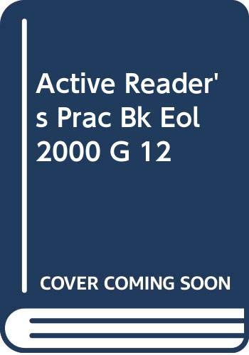 9780030645815: Active Reader's Practice Book Elements of Literature Sixth Course Literture of Britain with World Classics Grade 12