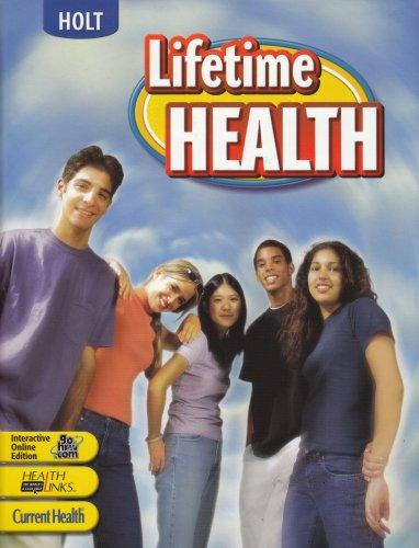 9780030646140: Lifetime Health, Student edition