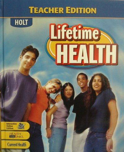 9780030646164: Lifetime Of Health